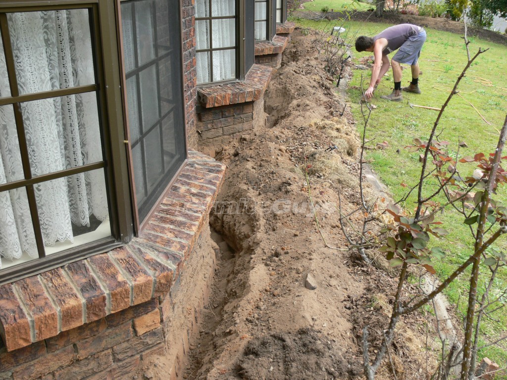Termite Barrier Installation, Termites in Lota