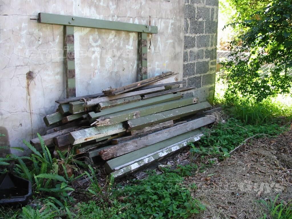 Wood pilewm