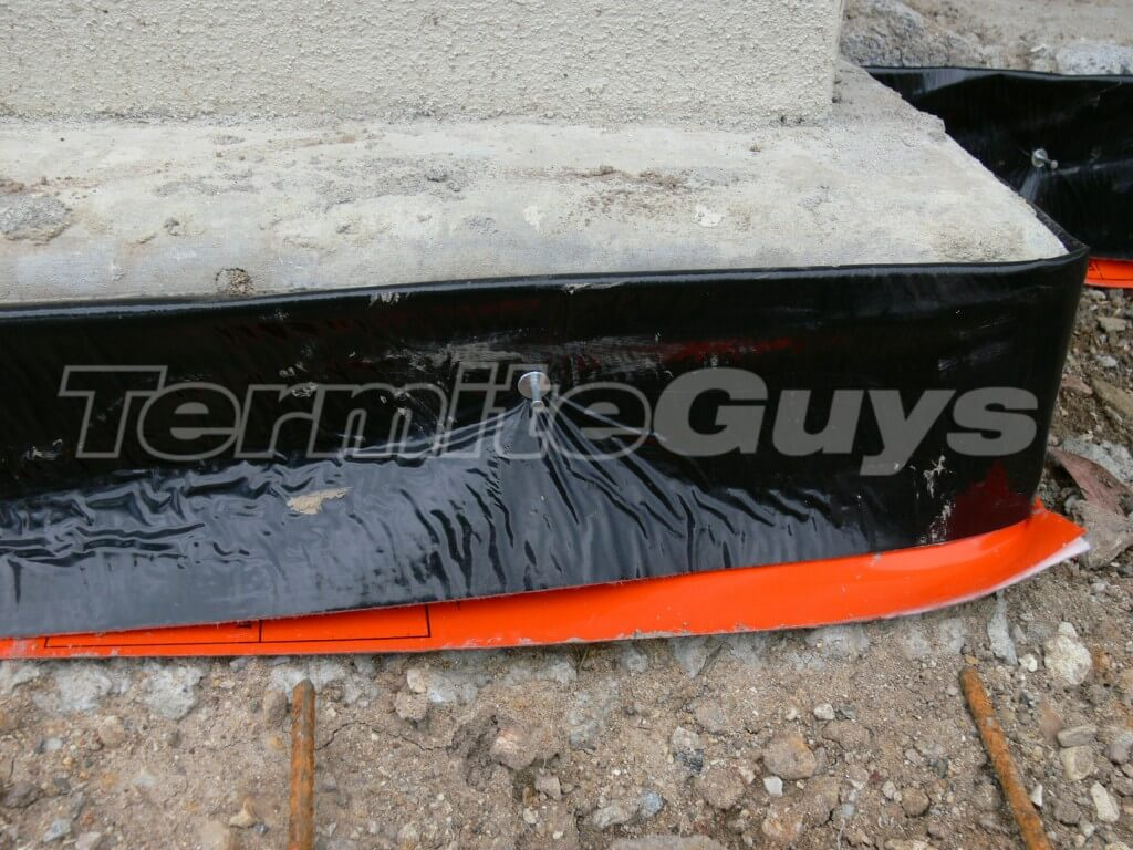 Physical Termite Barrier
